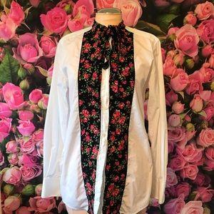 Beautiful Dolce & Gabbana roses top 🌹❤️🖤
